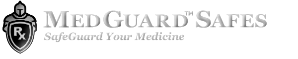 MedGuard - Secure Electronic Safe for your Prescription Drugs